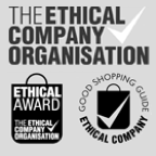 The Ethical Company Organisation Award Logo
