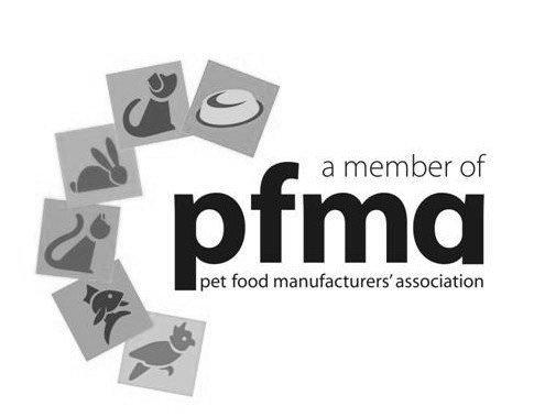 a member of PFMA (Pet Food Manufacturers Association)